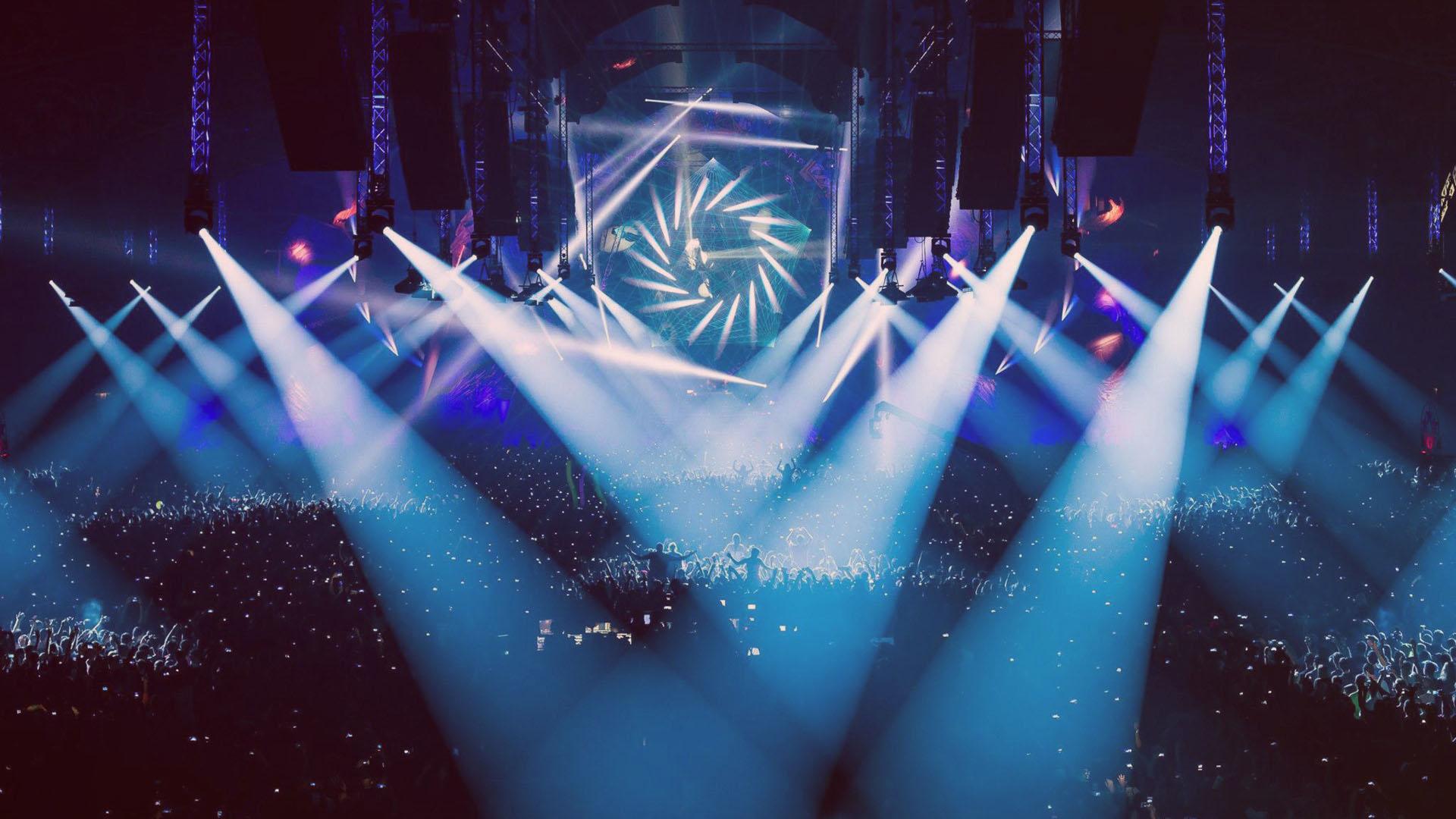 Аренда и прокат звукового и светового оборудования для концертов, мероприятий